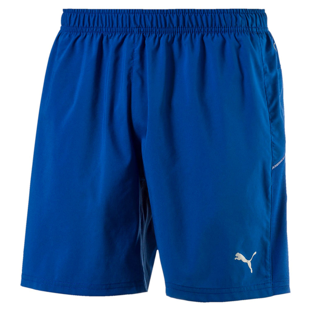 "Core Run 7"" Shorts Blue Depths"