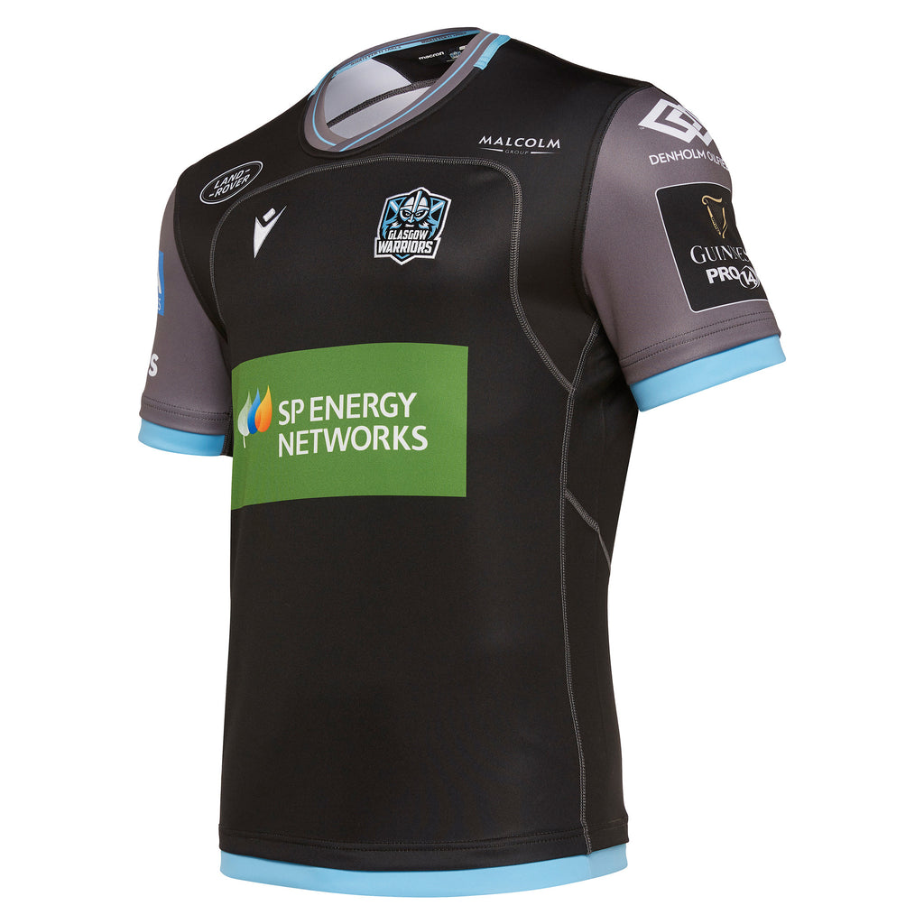 Glasgow Warriors 19/20 Senior Home Replica Shirt