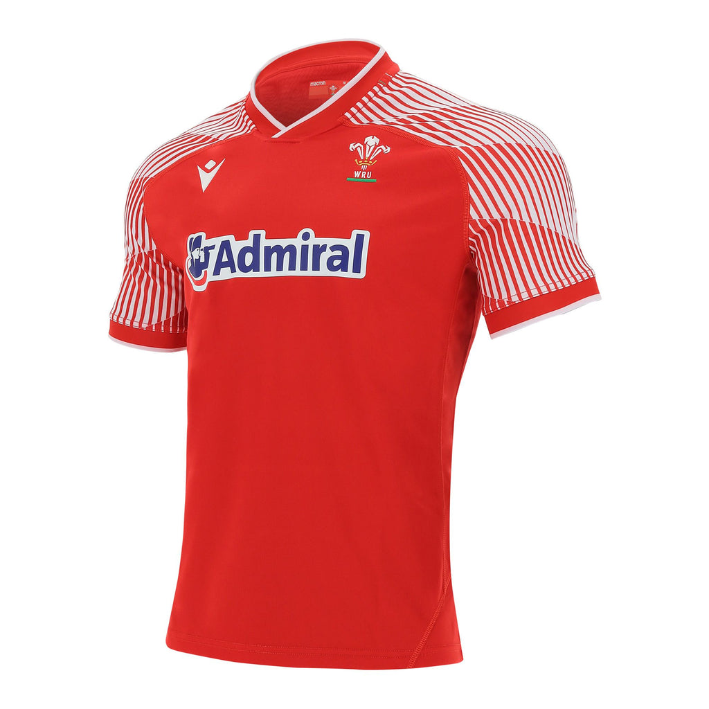 Wales Rugby 20/21 Senior Pathway Replica Shirt S/S