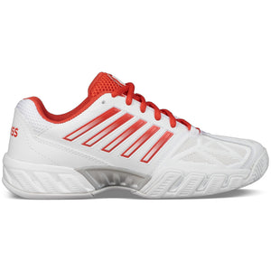 Big Shot Light 3 Womens Tennis Shoes White/Pink