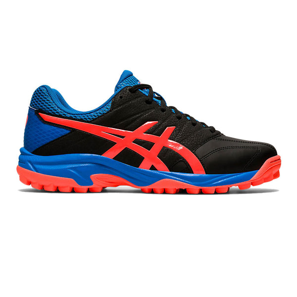 Gel-Lethal MP 7 2020 Hockey Shoes Black/Flash Coral