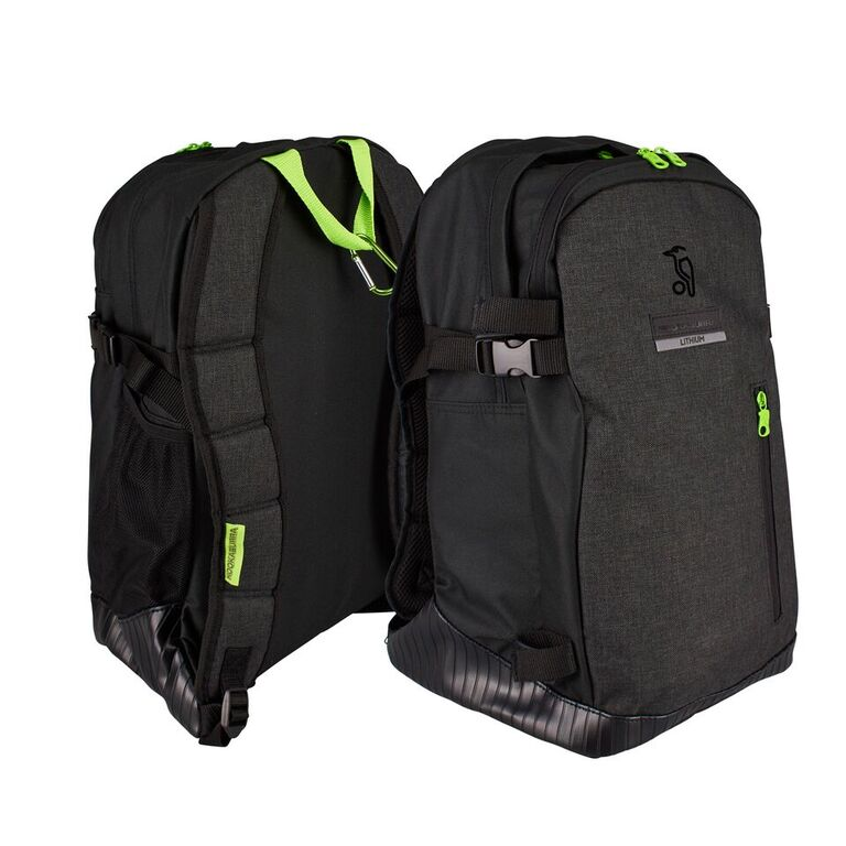 Lithium Hockey Stick Rucksack Black/Green (2018)
