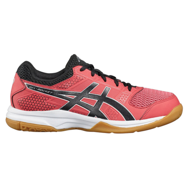 Gel-Rocket 8 Rouge/White Indoor Court Shoe