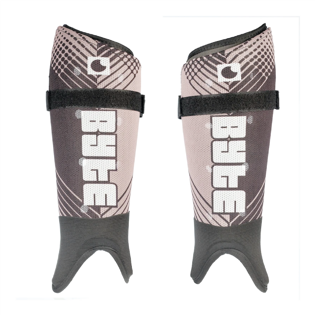 ZX Hockey Shinguards Grey