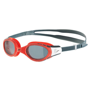 Futura Biofuse Polarised Swimming Googles Red/Black