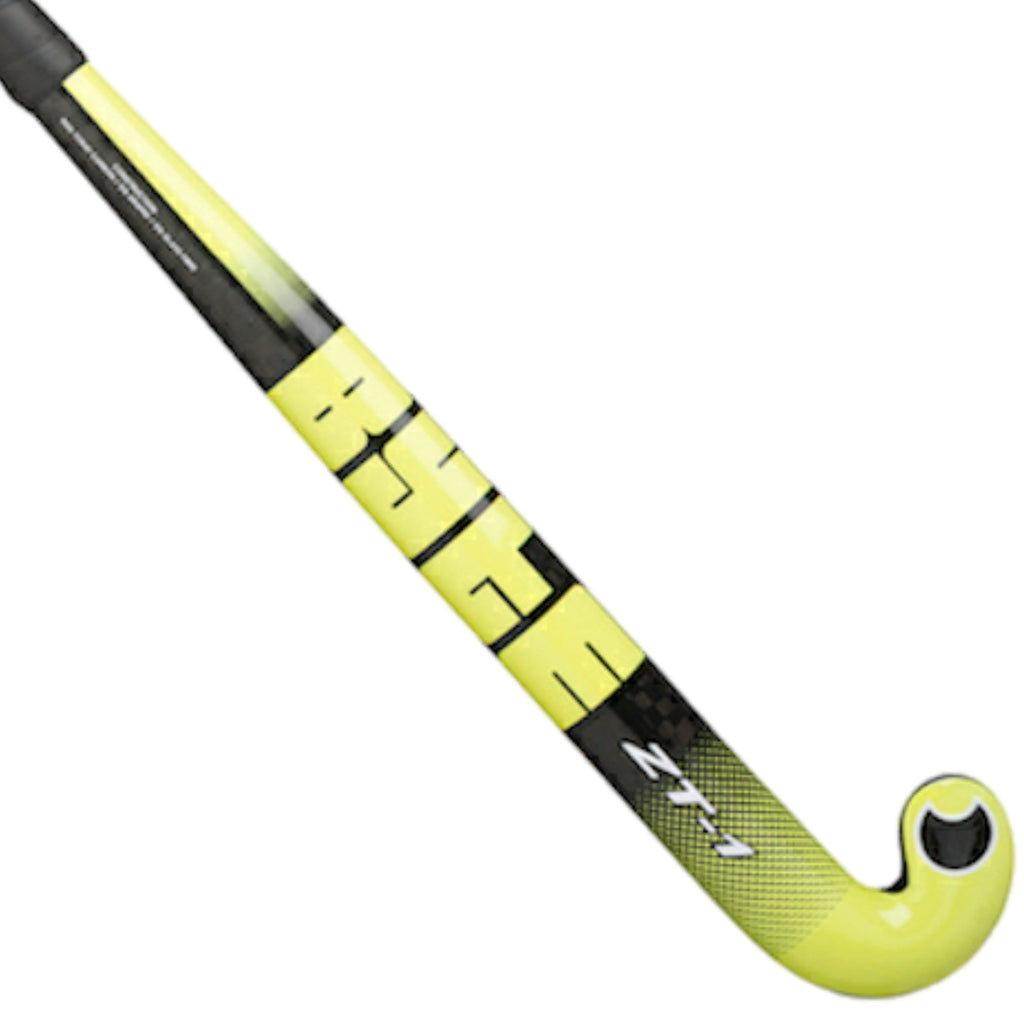 ZT-1 Hockey Stick Black/Yellow