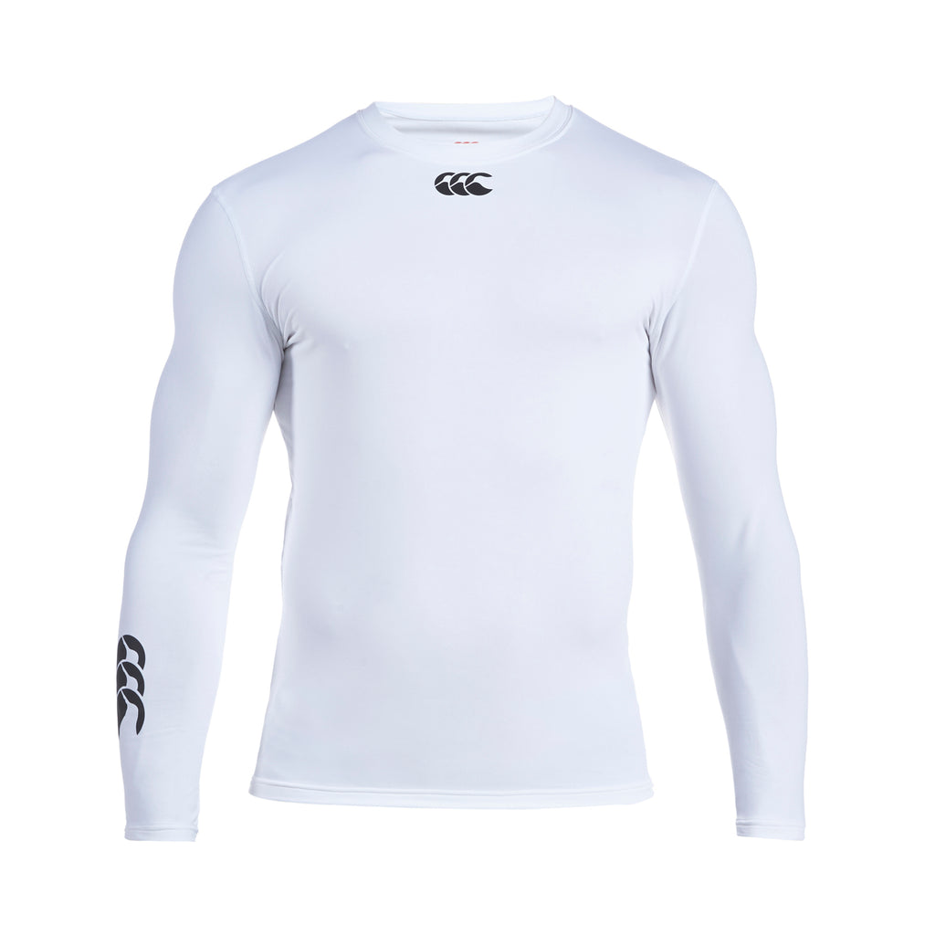 Baselayer Cold Long Sleeve Top White