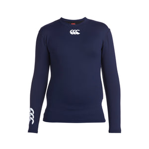 Baselayer Cold Long Sleeve Top Junior Navy