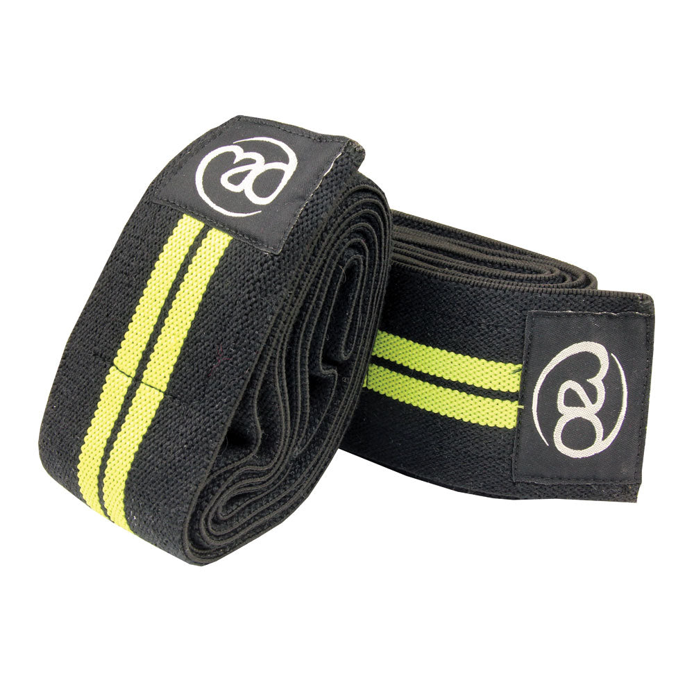 Weight Lifting Knee Support Wraps