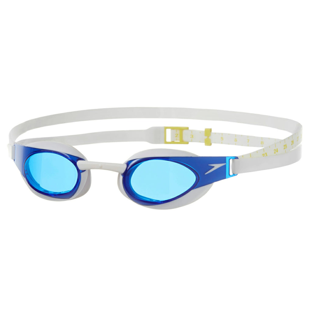 Fastskin Elite Swimming Googles White/Blue