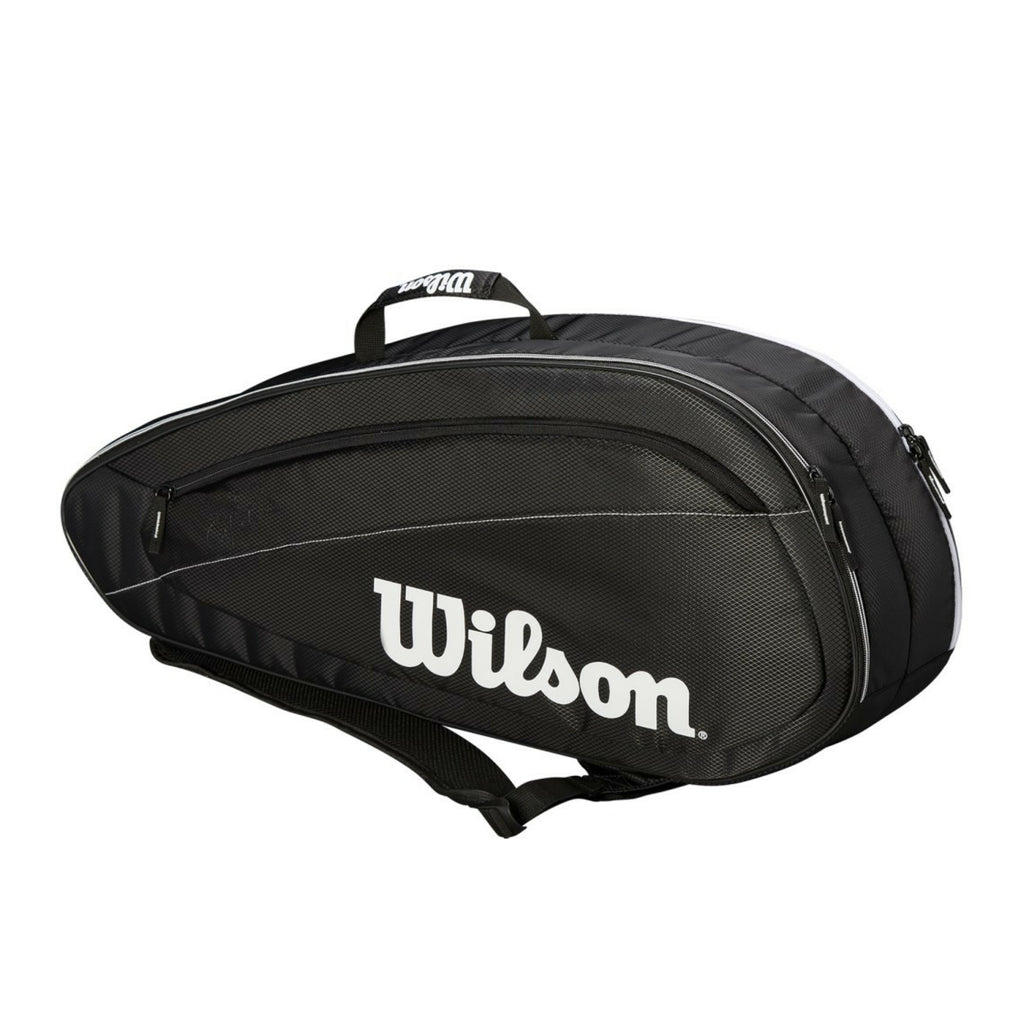 Fed Team 6 Pack Tennis Racquet Bag