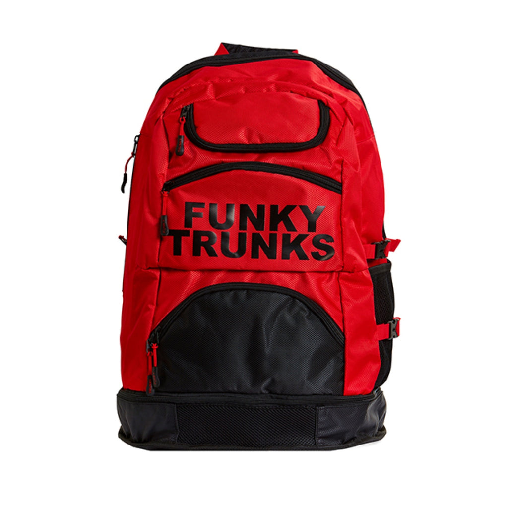Elite Squad Swimming Backpack 'Fire Storm'