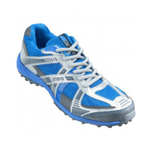 G6000 Hockey Shoes Royal/Silver