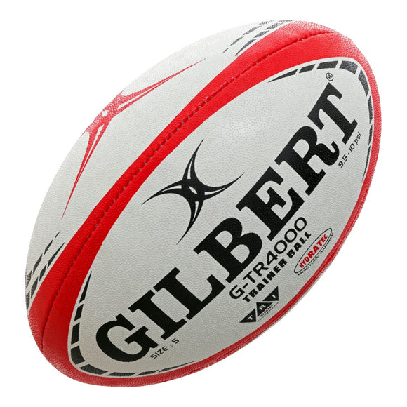 G-TR4000 Training Rugby Ball Red