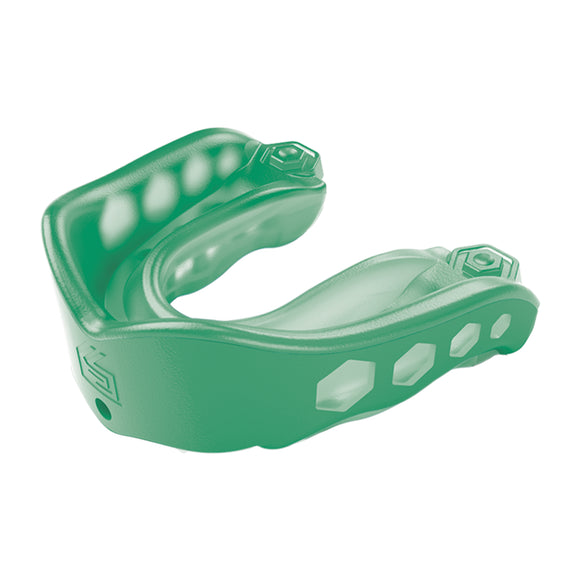 Gel Max Mouthguard Green