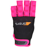 Anatomic Pro Hockey Glove Black/Pink