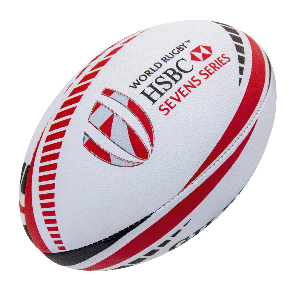HSBC World Sevens Series Replica Rugby Ball