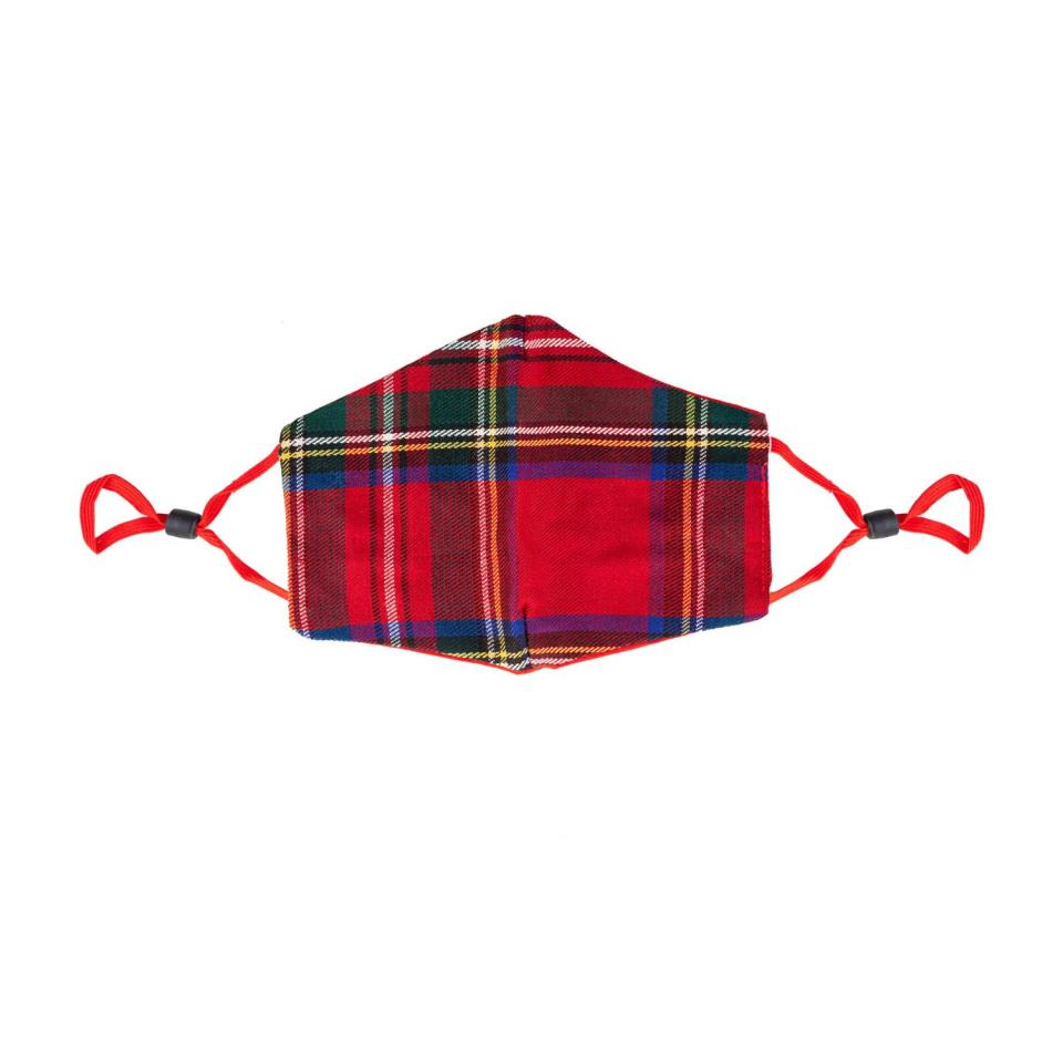 Washable Tartan Face Cover Royal Stewart