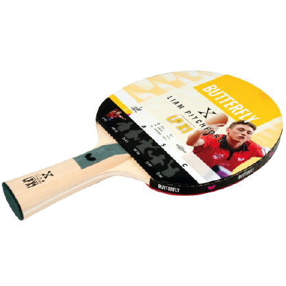 Liam Pitchford LP X1 Table Tennis Bat