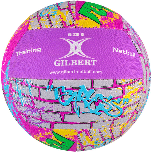 George Fisher Signature Netball