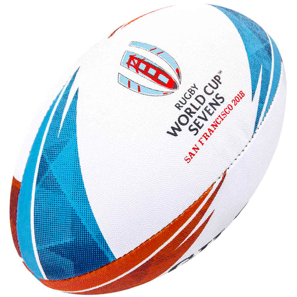 Rugby World Cup™ Sevens 2018 Official Replica Ball