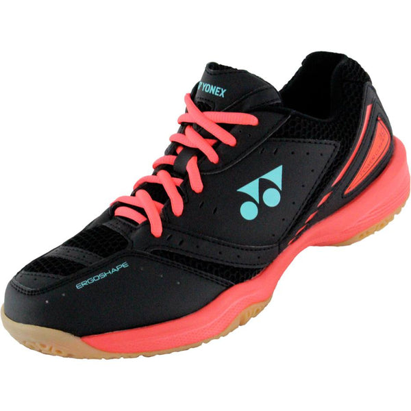 Power Cushion 30 Black Indoor Court Shoes