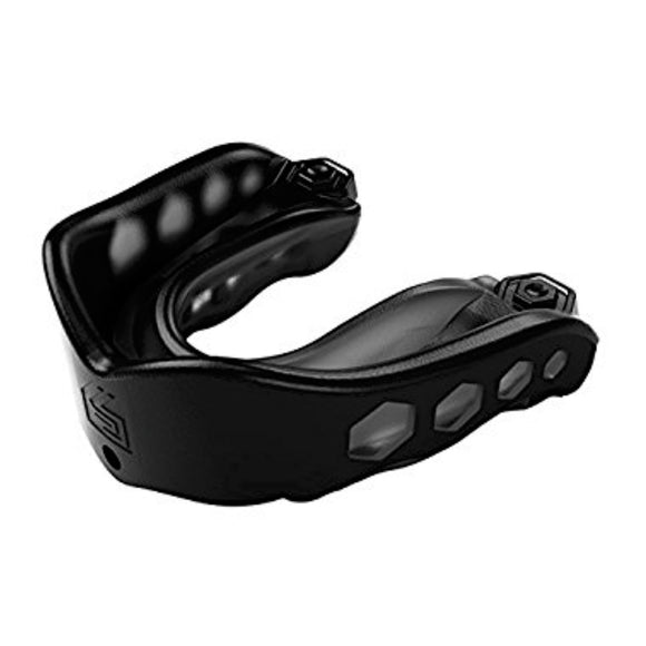 Gel Max Mouthguard Black