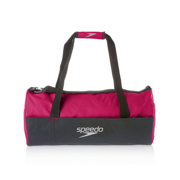 Duffel Swimming Bag Pink/Grey