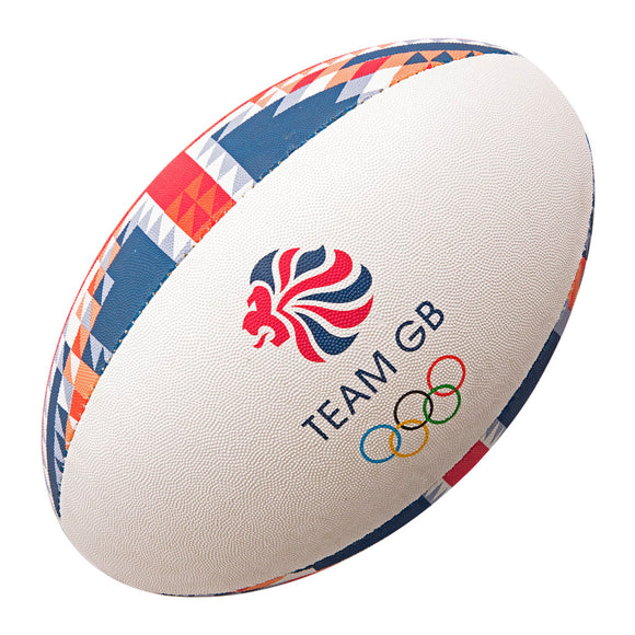 Team GB Supporters Rugby Ball