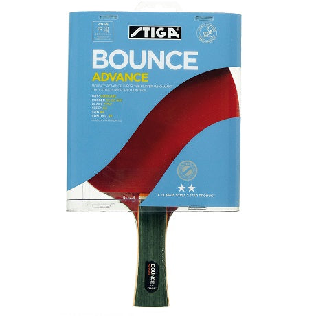 2 Star Bounce Advance Table Tennis Bat