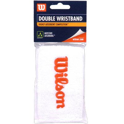 Double Tennis Wristband