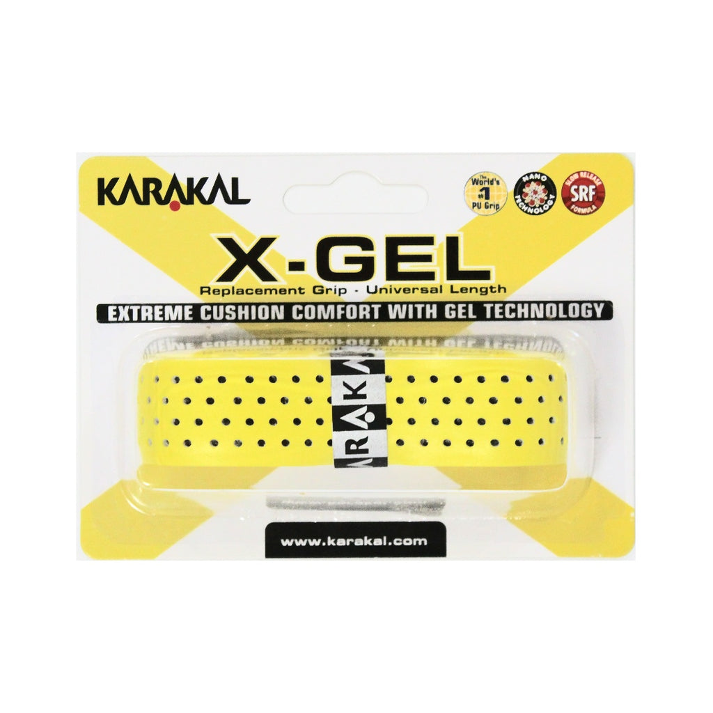 X-Gel Replacement Grip Yellow