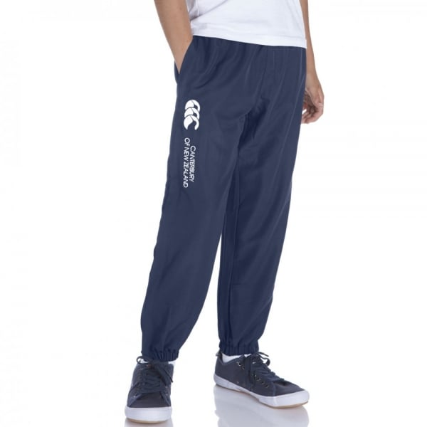 Cuffed Stadium Pants Kids Navy