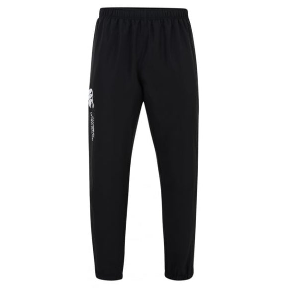 Cuffed Stadium Pants Mens Black
