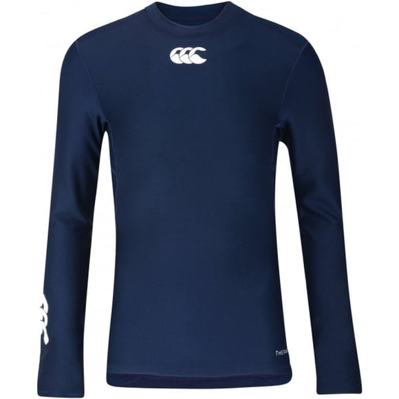 Thermoreg Long Sleeve Baselayer Top Junior Navy