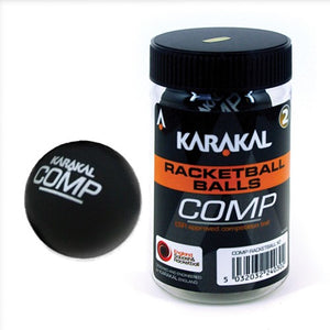 Comp Racquetball Balls (2 Ball Tube)