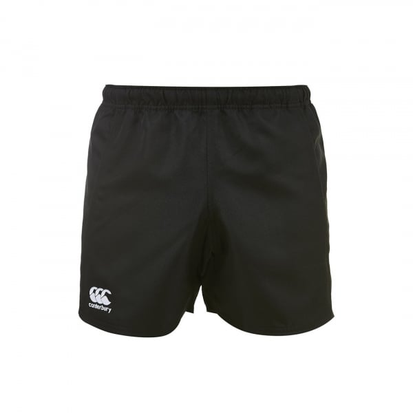 Advantage Rugby Shorts Black Mens