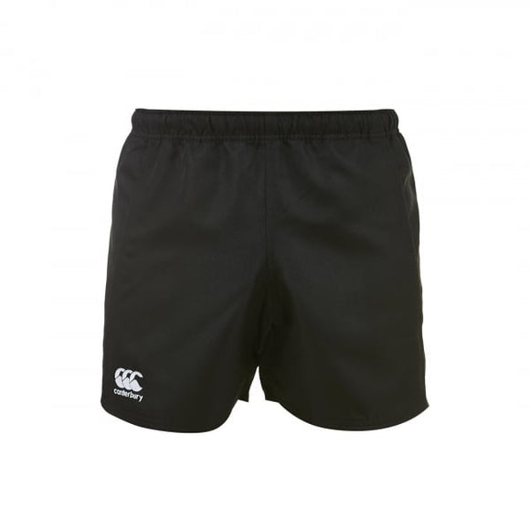 Advantage Rugby Shorts Black Kids
