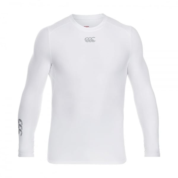 Thermoreg Long Sleeve Baselayer Top White