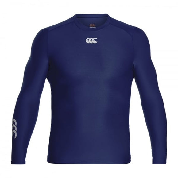 Thermoreg Long Sleeve Baselayer Top Navy