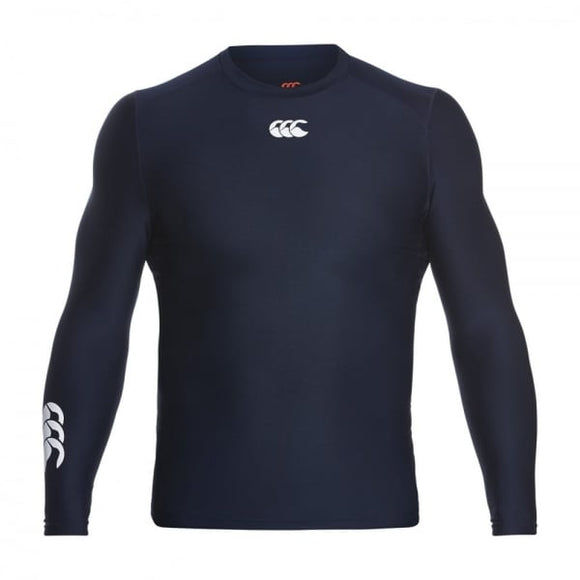 Thermoreg Long Sleeve Baselayer Top Black