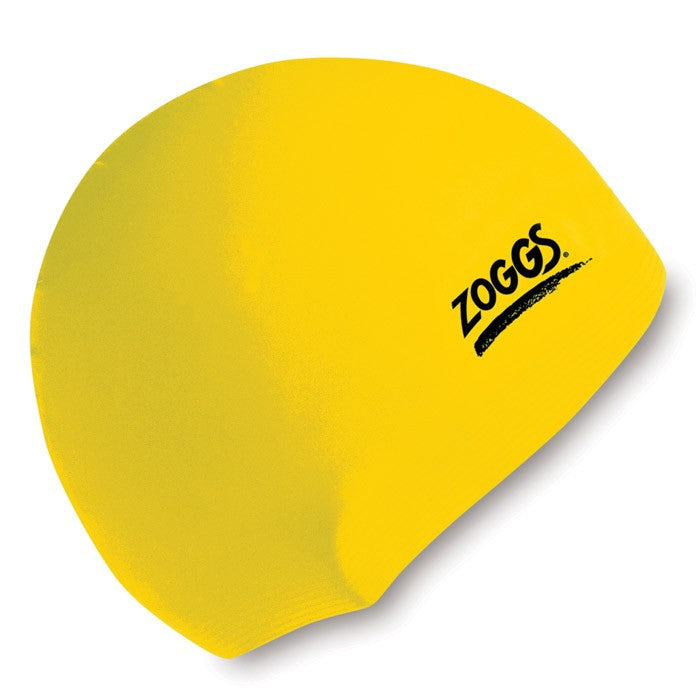 Silicone Swim Cap Yellow
