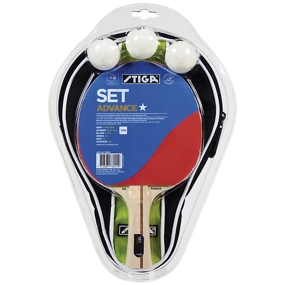 Advanced Table Tennis Set