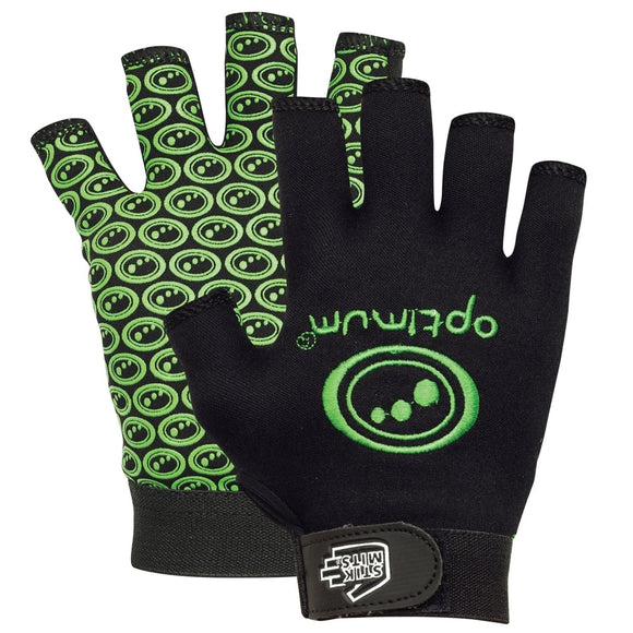 Rugby Stik Mits Green/Black