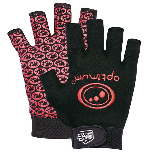 Rugby Stik Mits Red/Black