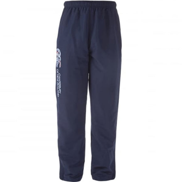Uglies Open Hem Stadium Pants Mens Navy