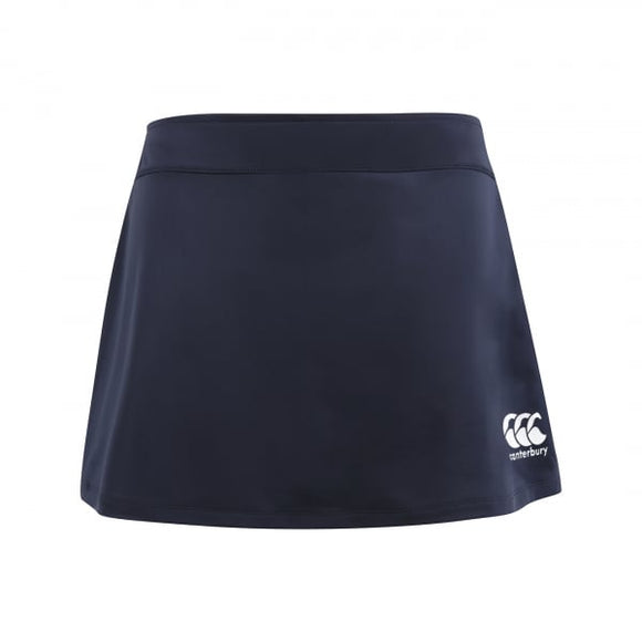 Plain Team Skort Navy