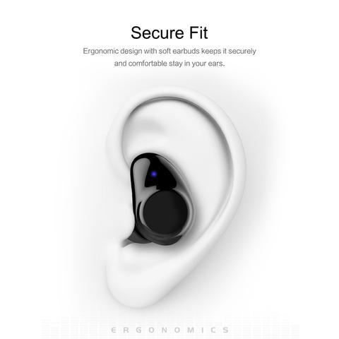 Wireless Bluetooth Earbuds with Touch Control & Charging Box