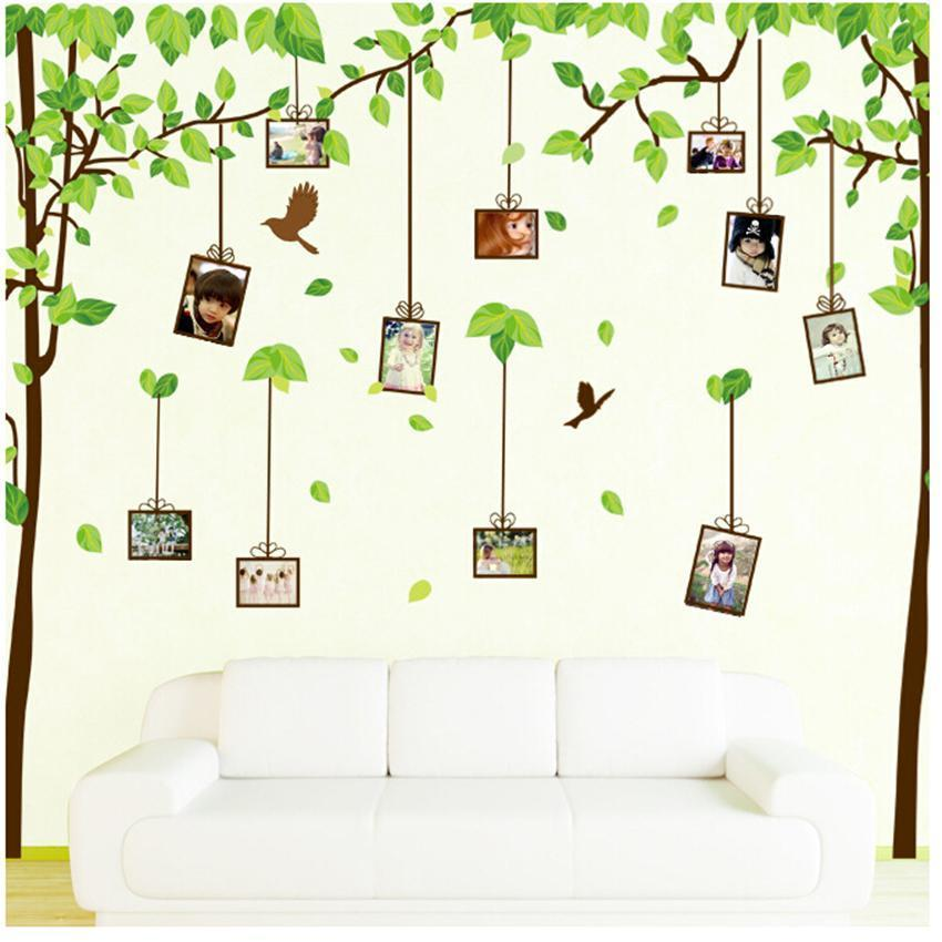 Memory Tree Wall Decal - Blindigo