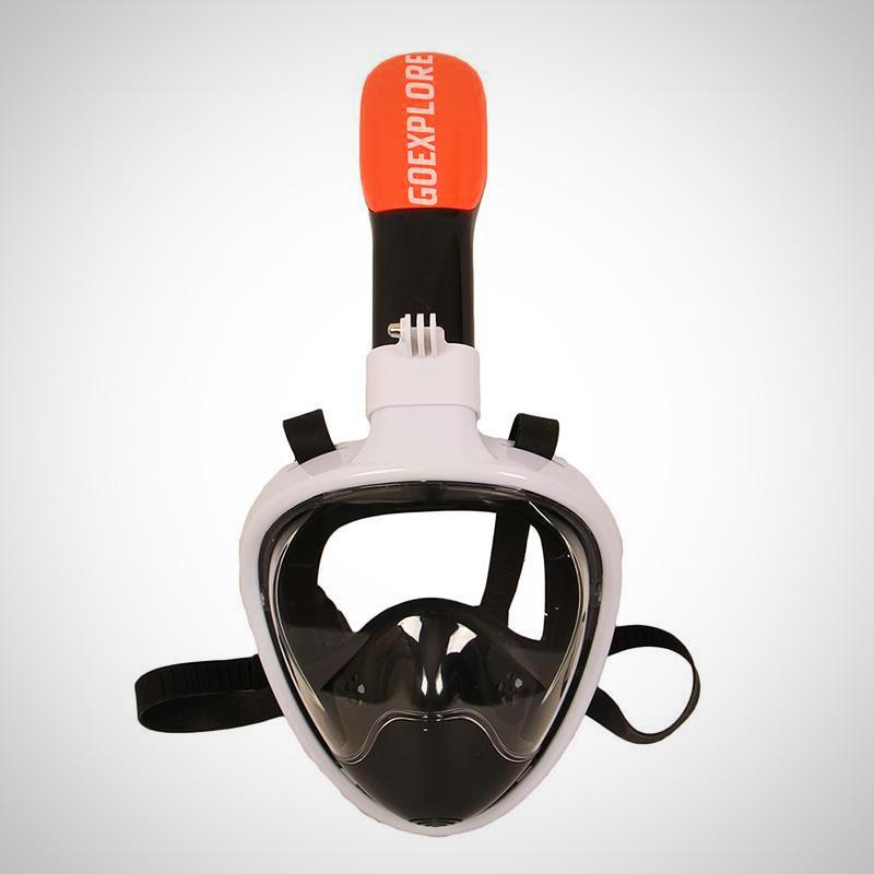 Full Face Snorkeling Mask - Blindigo